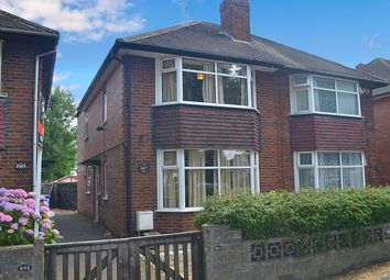 Thumbnail 3 bed semi-detached house for sale in Osmaston Road, Allenton, Derby