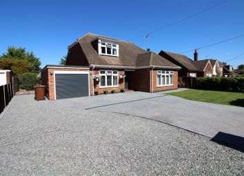 Thumbnail 4 bed detached bungalow for sale in Recreation Avenue, Old Corringham, Stanford-Le-Hope