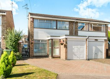 Thumbnail 3 bed semi-detached house for sale in Hazebrouck Road, Faversham