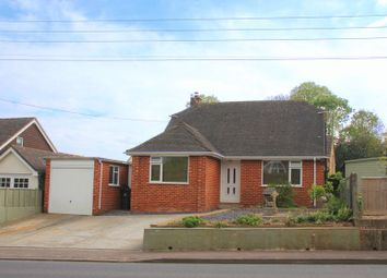 Thumbnail 3 bedroom detached bungalow for sale in Seaton Down Road, Seaton