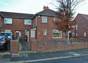 Thumbnail 4 bed semi-detached house for sale in Chollerford Avenue, North Shields