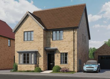 Thumbnail 4 bedroom detached house for sale in Potton Road, Biggleswade