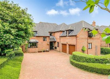Thumbnail 5 bedroom detached house for sale in Saunders Close, Wavendon Gate, Milton Keynes, Bucks