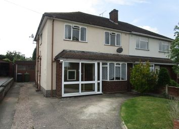 Thumbnail 3 bed semi-detached house for sale in Grasmere Close, Palmers Cross, Wolverhampton