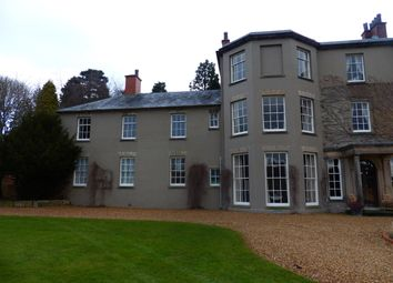 Thumbnail 2 bed flat to rent in Sandybrook Hall, Sandybrook, Ashbourne