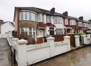 Thumbnail 4 bedroom end terrace house to rent in West Green Road, Haringey