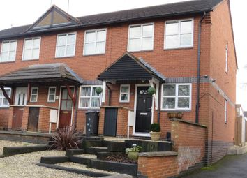 Thumbnail 2 bed end terrace house for sale in Mill Street, Barwell, Leicester