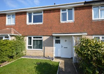 Thumbnail 3 bed terraced house for sale in Solent Close, Lymington
