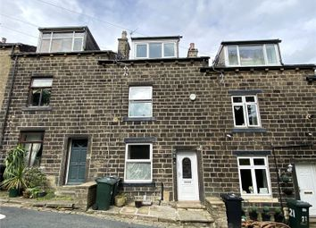 Thumbnail 3 bed terraced house for sale in Station Road, Oakworth, Keighley, West Yorkshire