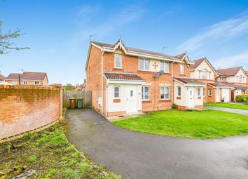 Thumbnail 4 bed semi-detached house for sale in Telford Drive, St. Helens, Merseyside