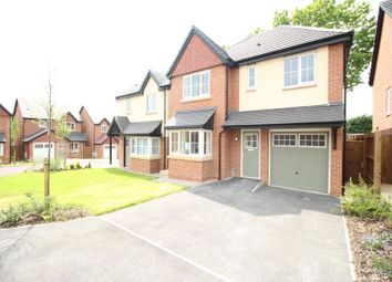 Thumbnail 4 bedroom detached house for sale in The Winster Derby Road, Wesham, Preston