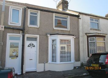 Thumbnail 2 bedroom terraced house to rent in Poets Corner, Margate