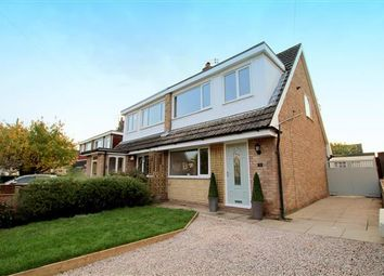 Thumbnail 3 bed property for sale in Oakfield, Preston