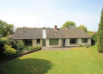 Thumbnail 3 bed detached bungalow for sale in Venns Lane, Hereford