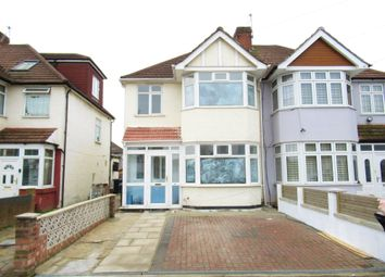 Thumbnail 4 bedroom semi-detached house to rent in Oatlands Road, Enfield