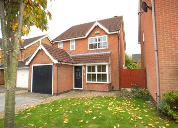 Thumbnail 3 bed detached house to rent in Copse Grove, Littleover, Derby
