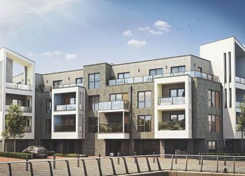 Thumbnail 2 bed flat for sale in Augustus Way, St Mary's Island, Chatham