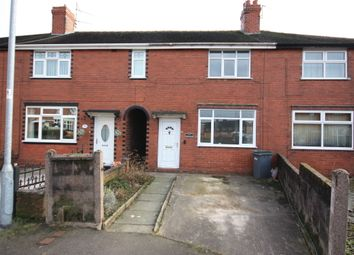 Thumbnail 3 bed town house for sale in Russell Place, Sandyford, Stoke-On-Trent