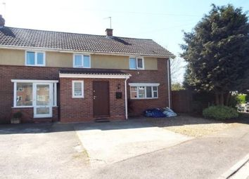 Thumbnail 3 bed semi-detached house to rent in Edinburgh Close, Banbury