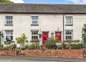 Thumbnail 2 bed terraced house for sale in Shugborough Terrace Main Road, Little Haywood, Stafford