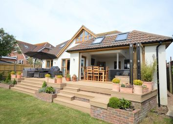 Thumbnail 4 bed property for sale in Beresford Road, Pennington, Lymington