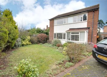 Thumbnail 3 bed detached house for sale in Chaworth Road, Ottershaw, Surrey