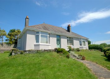 Thumbnail 3 bed detached bungalow for sale in Meadow View Road, Plympton, Plymouth