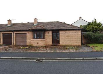 Thumbnail 2 bed semi-detached bungalow for sale in Blackburn Drive, Carleton, Carlisle