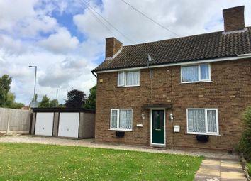 Thumbnail 3 bed semi-detached house to rent in Belton Avenue, Wednesfield, Wolverhampton