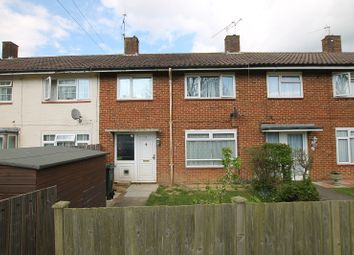 Thumbnail 3 bed terraced house for sale in Pine Close, Crawley, West Sussex.
