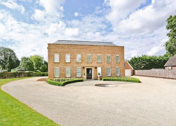 Thumbnail 6 bed detached house for sale in Halstead Hill, Goffs Oak, Waltham Cross