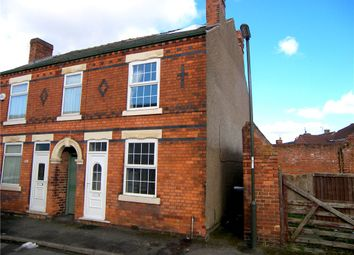 Thumbnail 2 bed semi-detached house for sale in Catherine Street, Alfreton