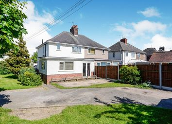 3 bed semi-detached house for sale in Grangewood Road, Chesterfield, Derbyshire S40