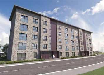 Thumbnail 2 bed flat for sale in Plot 35, The George, Royal View At Leith, Sandpiper Drive