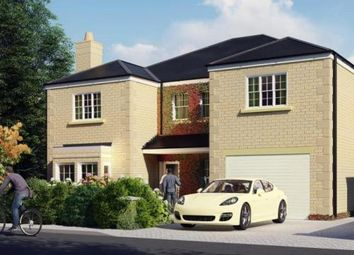 Thumbnail 4 bed detached house for sale in Park View, Berry Hill Lane