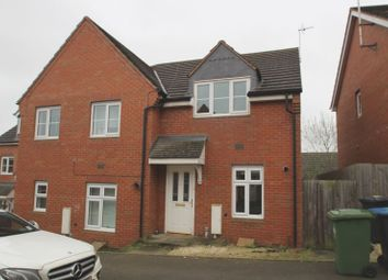 Thumbnail 2 bed end terrace house for sale in Stowe Drive, Rugby