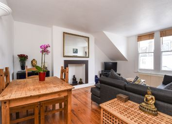 Thumbnail 1 bed flat for sale in Leathwaite Road, London