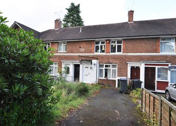 Thumbnail 2 bed terraced house to rent in Alwold Road, Selly Oak, Birmingham