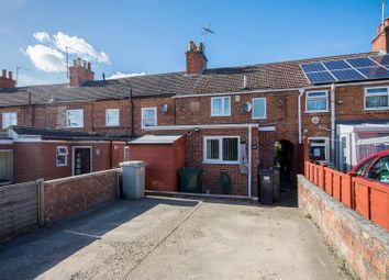 Thumbnail 3 bed terraced house for sale in Alma Place, Spilsby