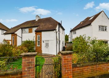 Thumbnail 3 bed semi-detached house to rent in Grange Road, Chessington