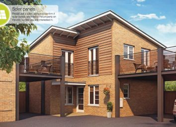 Thumbnail 3 bed link-detached house for sale in Barleythorpe Road, Farriers Reach, Oakham, Rutland