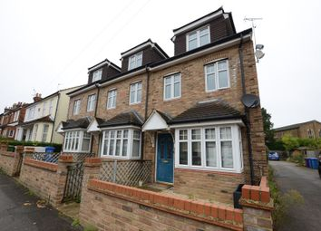 Thumbnail 2 bed end terrace house to rent in Holly Road, Aldershot