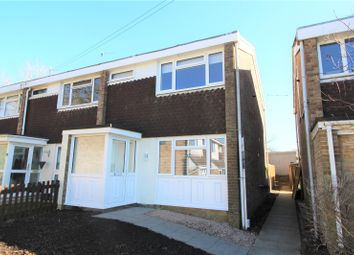 Thumbnail 2 bed end terrace house to rent in Hermitage Close, Bishops Waltham, Southampton, Hampshire