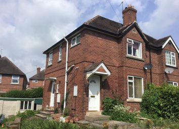 Thumbnail 3 bedroom property for sale in Portley Road, Dawley, Telford