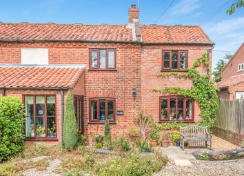 Thumbnail 2 bed cottage for sale in Common Road, Skeyton, Norwich