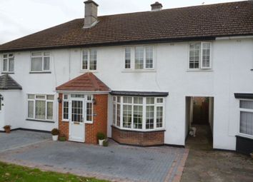 Thumbnail 4 bed terraced house for sale in Harcourt Avenue, Edgware