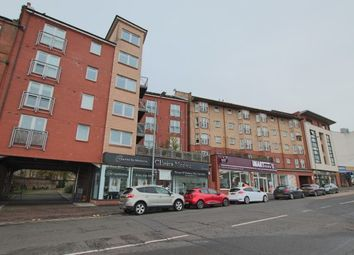Thumbnail 2 bed flat to rent in 61 Crow Road, Glasgow