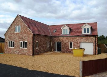 Thumbnail 4 bed detached house for sale in St. Edmunds Estate, Mill Lane, Walpole Highway, Wisbech