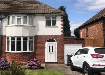 Thumbnail 3 bed semi-detached house to rent in Rowton Drive, Sutton Coldfield
