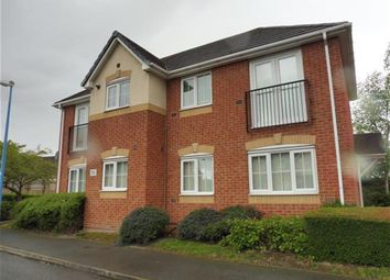 Thumbnail 2 bed flat for sale in Shropshire Way, West Bromwich